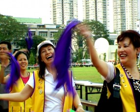 Chingay 2010 behind-the-scenes: The Lions Clubs [part 1]